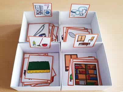 Класификација на предмети од домот