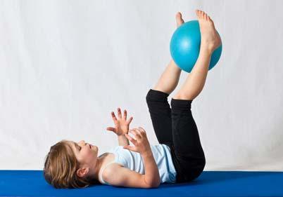 Вежби за рацете и за нозете